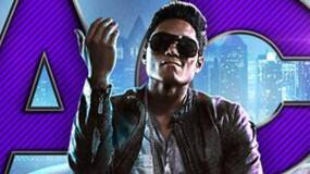 Image for Saints Row 4 video features a naked and swearing Johnny Gat