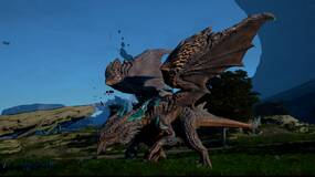 Image for New Scalebound screens show off your dragon's different body types