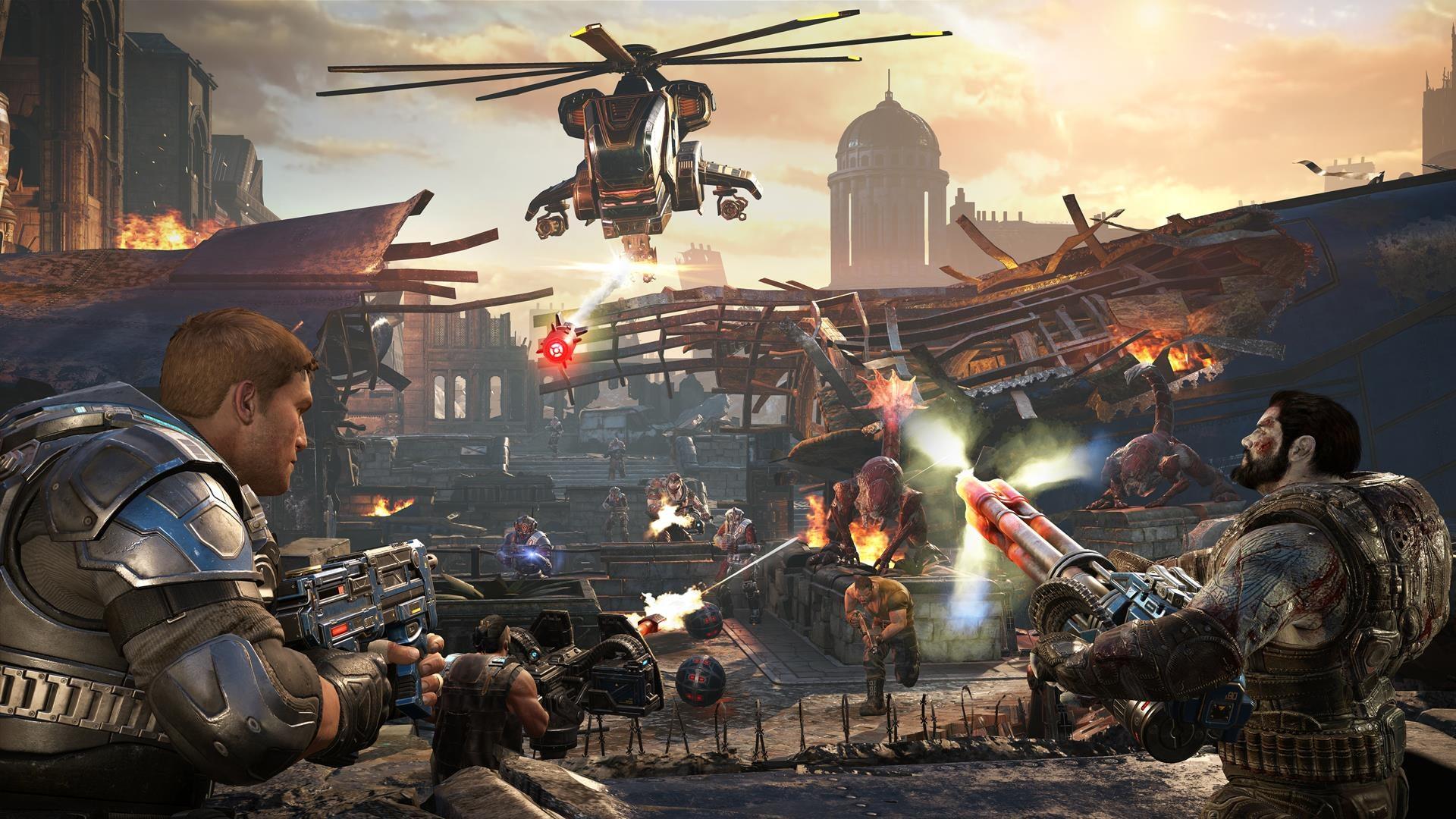 Image for Gears of War 4: Nine essential beginner's tips for Horde mode