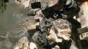 Image for Gears of War studio head wants to see the Brumak in Monster Hunter World