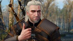 Image for Skyrim player recreates The Witcher combat using 11 mods