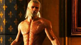 Image for Geralt is never fully nude in The Witcher because ratings boards don't like you controlling a naked man