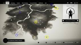 Image for Ghost of Tsushima Full map - where to find every sword kit, vanity item and secret hat easter egg