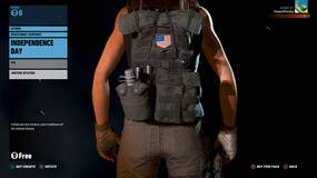 Image for Ghost Recon Wildlands gets some free Independence Day cosmetics