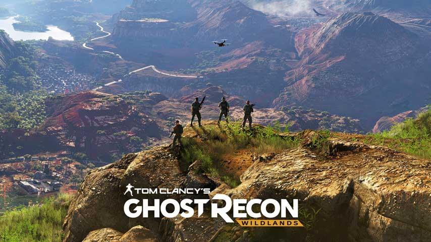 Image for Ubisoft announces Tom Clancy's Ghost Recon: Wildlands