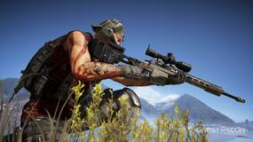 Image for In Ghost Recon: Wildlands you can customize your appearance with beards and camo up your weapons