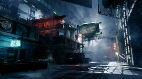 Image for Watch the first trailer for Ghostrunner, a Titanfall-meets-Cyberpunk slasher, right here