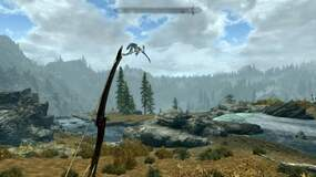 Image for Giants won't stop flying around on dragons in Skyrim
