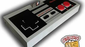 Image for Nintendo's NES Classic Mini sold out? Why not buy this giant NES controller console instead