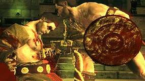 Image for First Gladiator A.D. video features man with no head