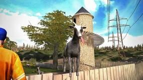Image for Crazy PC hit Goat Simulator is heading to Xbox consoles in April