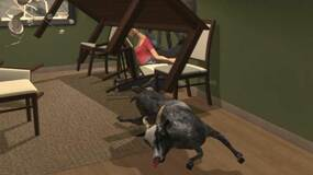 """Image for Goat Simulator was """"four houses and a Goat on a map in UDK"""" at reveal"""