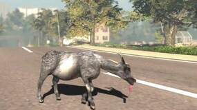 Image for Goat Simulator will get splitscreen multiplayer, new map in May