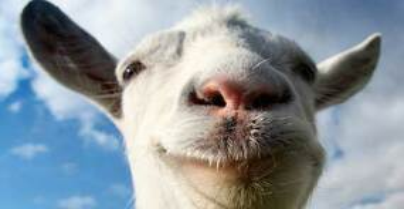 Image for Hideo Kojima added to Goat Simulator credits