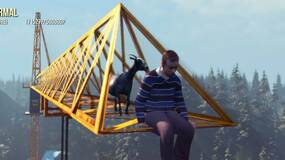 Image for Goat Simulator has a plot, apparently