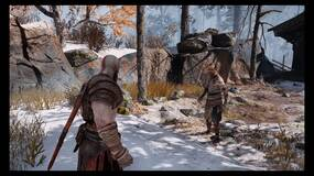 Image for God of War First Boss guide: How to beat The Stranger