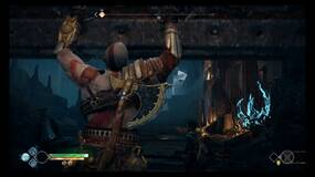 Image for God of War Guide: Witch's Cave puzzle solution - how to get back into the Witch's house and get the chest