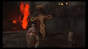 Image for God of War Muspelheim guide - How to get to the Realm of Fire and earn Smouldering Embers
