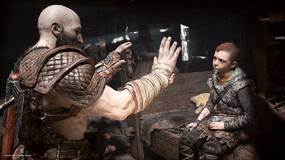 Image for Here's an hour of Kratos saying 'Boy' in God of War