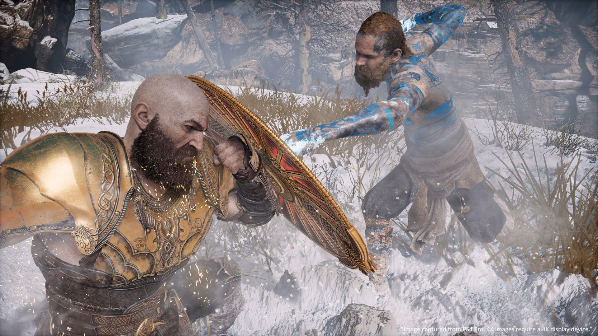 Image for Cory Barlog says he'd love a God of War PC port