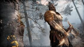 Image for God of War dev reveals concept art for the game's initial Egyptian setting