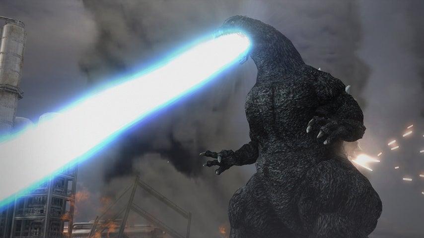 Image for Godzilla battles Mothra in new trailer