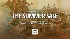 Image for GOG summer sale kicks off today: up to 90% off more than 1500 games