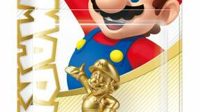 Image for The gold Super Mario amiibo is a Walmart exclusive