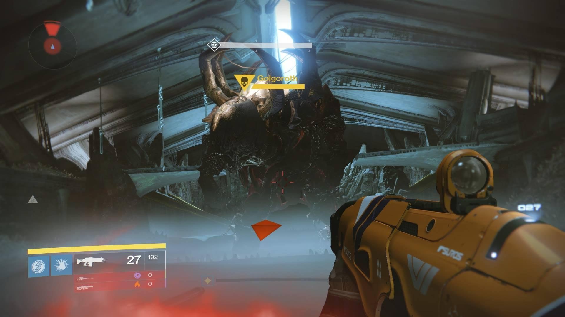 Image for Destiny's King's Fall Raid guide – Golgoroth