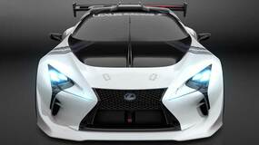 Image for Feast your eyes on the Gran Turismo branded Lexus