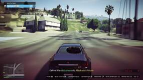Image for An amazing GTA 5 glitch turns it into an N64 game