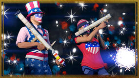 Image for GTA Online celebrates Independence Day with sales and explosions