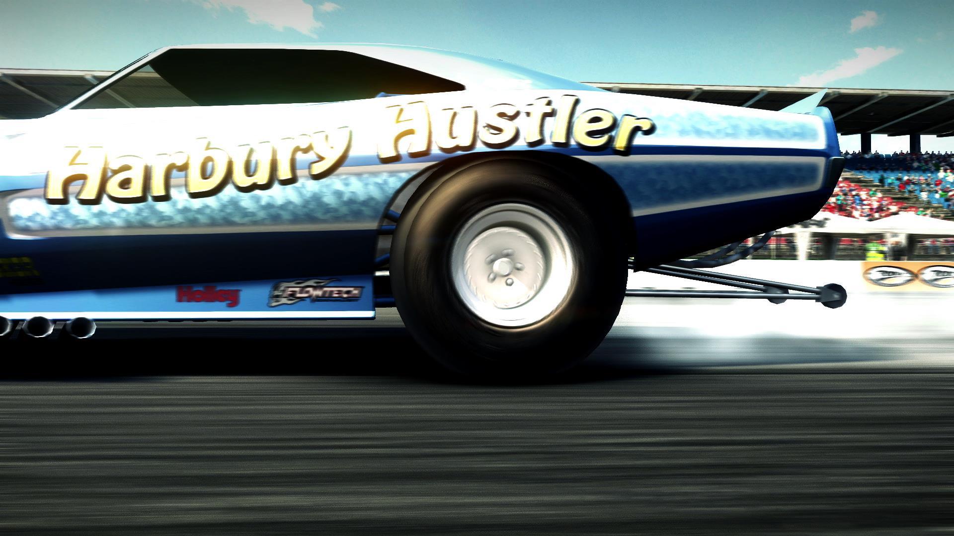 Image for GRID: Autosport gets Drag Racing DLC pack