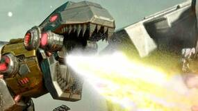 Image for Grimlock's the focus of this Transformers: Fall of Cybertron video
