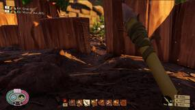 Image for Grounded Level 2 Axe: How to get a chopping tool and axes from woven fiber