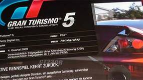 """Image for GT5 given """"quarter four"""" release date in GamesCom brochure"""