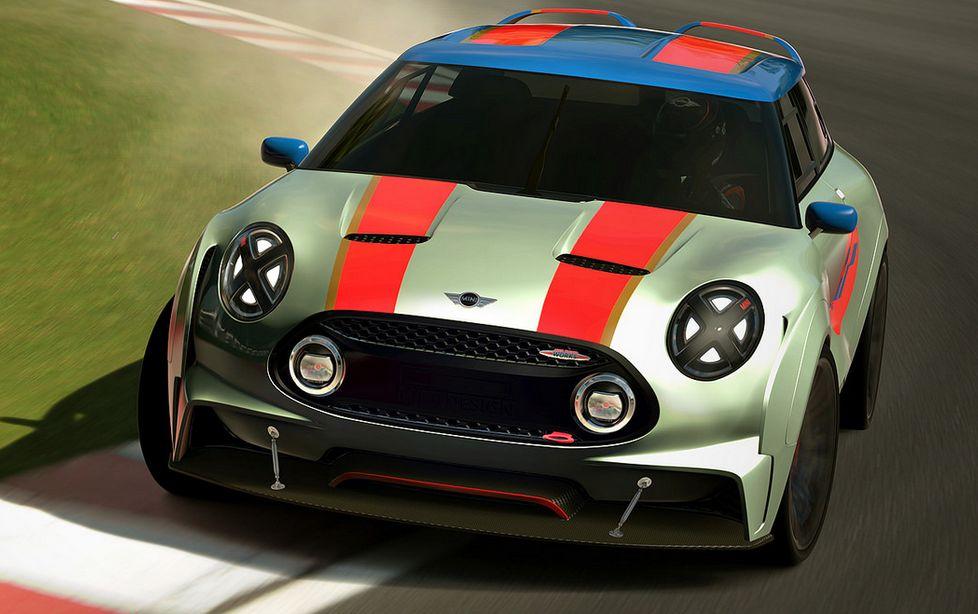 Image for Gran Turismo 6 update adds MINI Clubman Vision, more