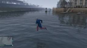 Image for This GTA 5 glitch lets you walk on water