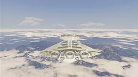 Image for Someone has made a Star Destroyer mod for GTA 5