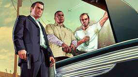 Image for Ten players conclusively prove that you can't stop GTA Online's train