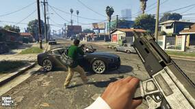 Image for GTA 5 mod lets you experience the full story, including cutscenes, in VR