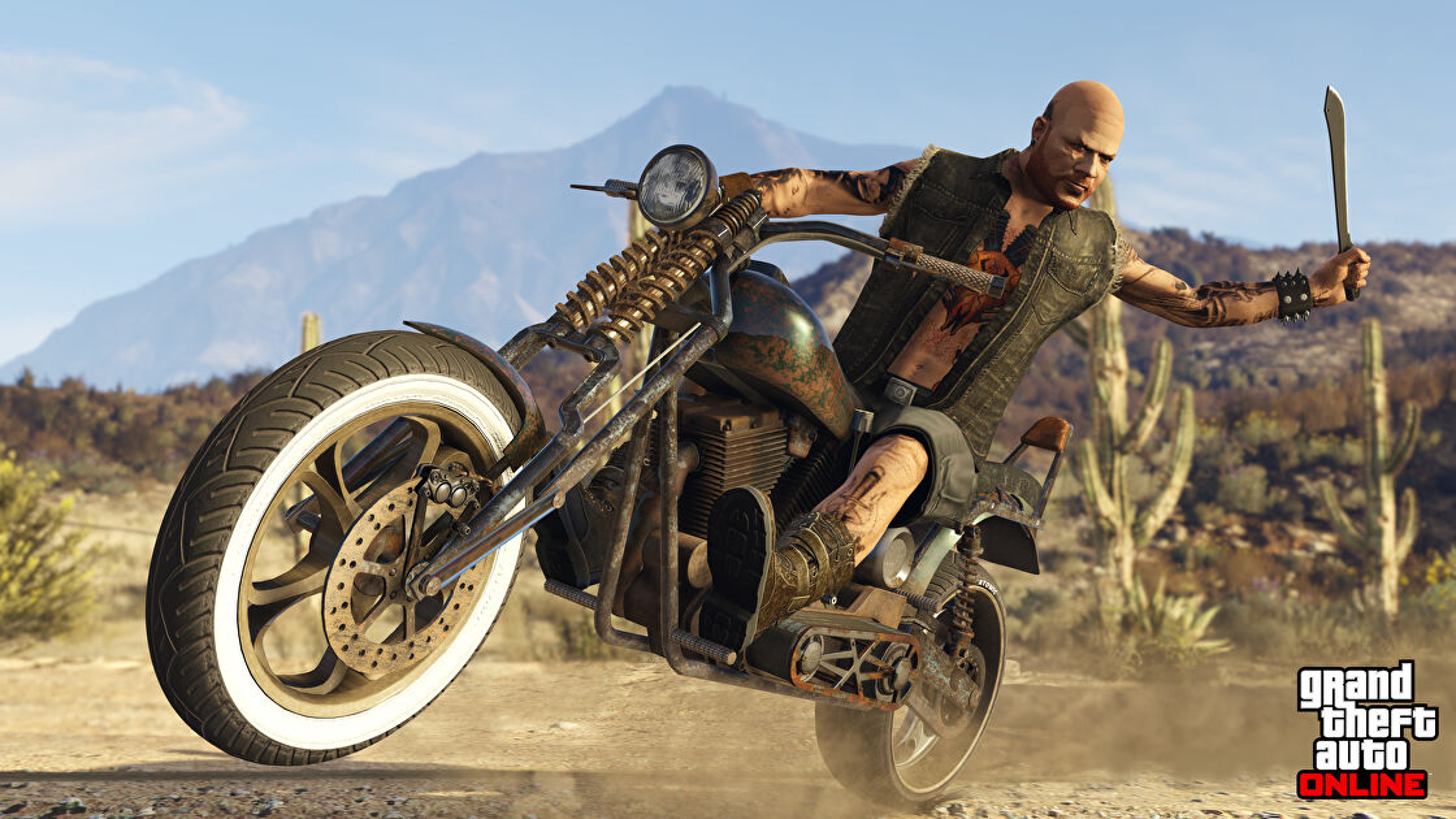 Dengan bersepeda GTA Online Actions dan Adversary Modes, Rockstar memberi ruang untuk misi dan mod baru.