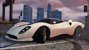 Image for This might be the most oddly satisfying GTA Online car stunt on the internet