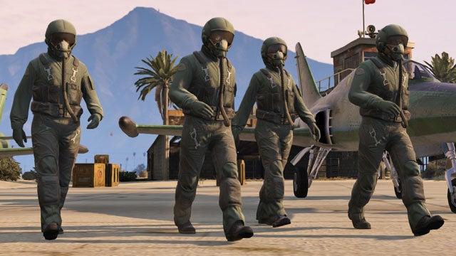 Image for GTA Online Flight School update makes cash easier: patch notes inside