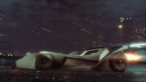 Image for GTA Online's Vigilante Batmobile now available to buy, $400,000 gifted to all players