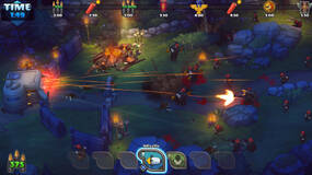 Image for Free-to-play tactical action game Guns Up is now available on PS4