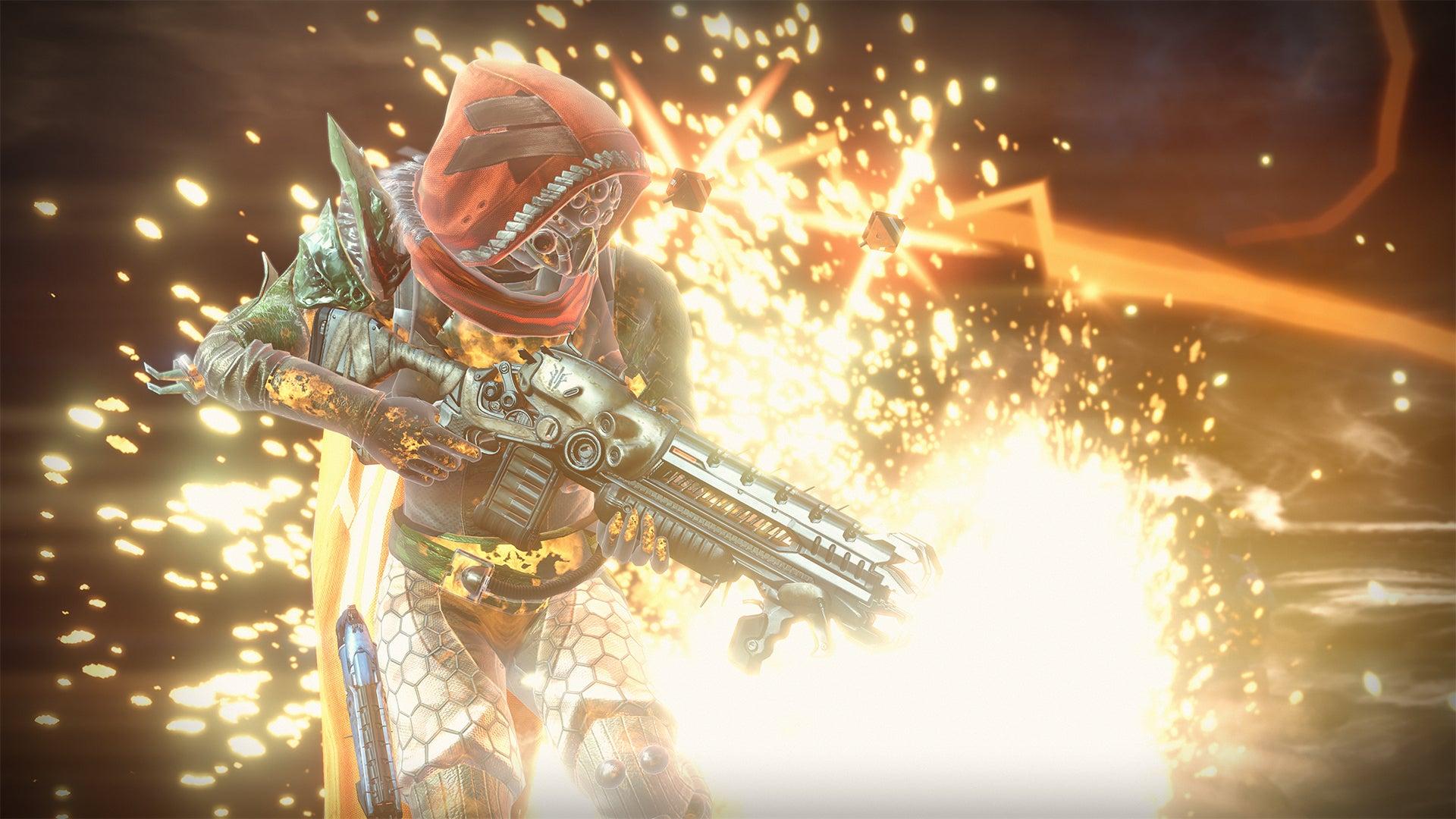 Image for Destiny: The best Hunter sub-class set-ups