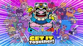 Image for Where to pre-order WarioWare: Get It Together! on Nintendo Switch