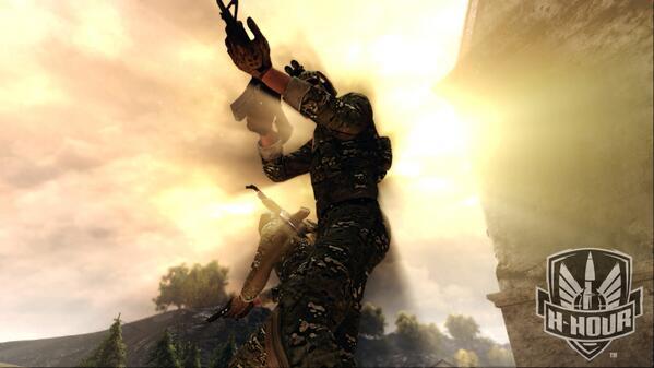Image for H-Hour: World's Elite built on Unreal Engine 4