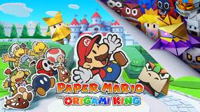 Image for Paper Mario: The Origami King announced for Nintendo Switch, out this July